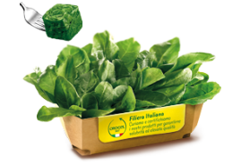Swiss Chard Cubes (Leafy Variety)