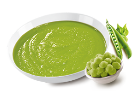 Peas Puree In Drops