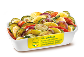 Contorno Fantasia Grilled Veggie Mix