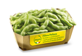 Edamame Soybeans in Pods
